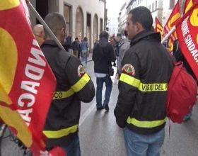 Il sindacato dei VVF incontra le autorità locali e provinciali