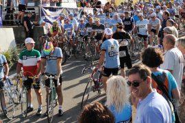 Il grande ciclismo di una volta a Castellania con 'La Mitica'