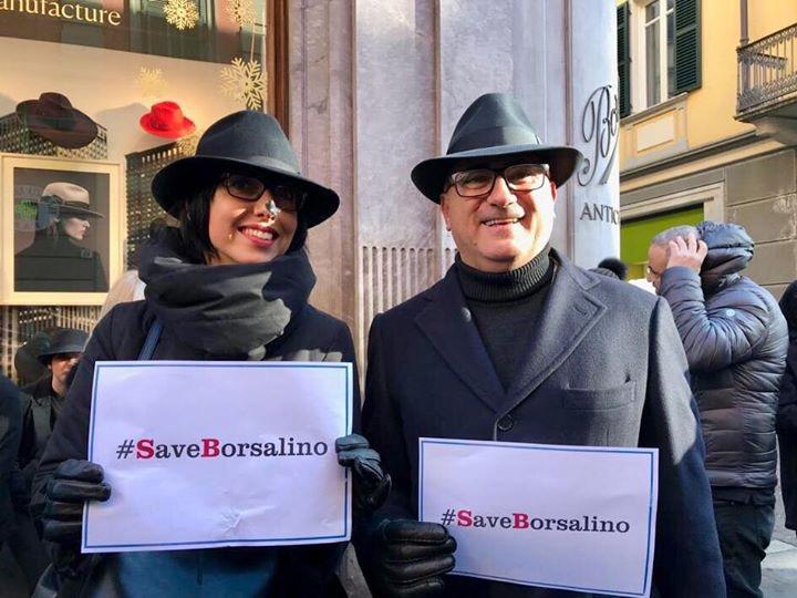 """ALESSANDRIA – Anche il """"Comitato per la difesa della Borsalino in  Alessandria"""" ha accolto con grande soddisfazione l acquisizione definitiva  dell azienda da ... c5867d98fc82"""