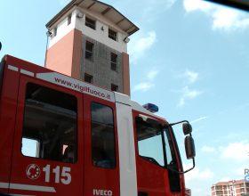 Brutto incendio a Tagliolo: distrutto tetto di una cascina