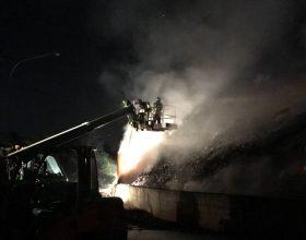 Incendi discarica Castelceriolo: indagano i Carabinieri del Noe