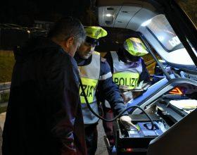 Cinque automobilisti trovati ubriachi al volante