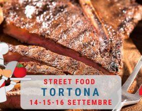 """Tre giorni di street food a Tortona con """"Platea Cibis"""""""