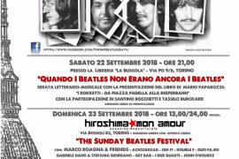 I Beatles rivivono al Torino Beatles Day 2018