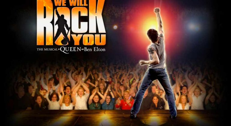 We Will Rock You – The Musical: annunciate le date del tour
