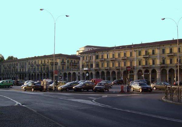 Piazza Garibaldi Alessandria