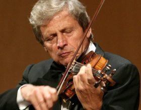 Uto Ughi inaugurerà la Trevigi con una lectio magistralis-concerto