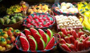 Festa di Ognissanti e dei morti - frutta di martorana