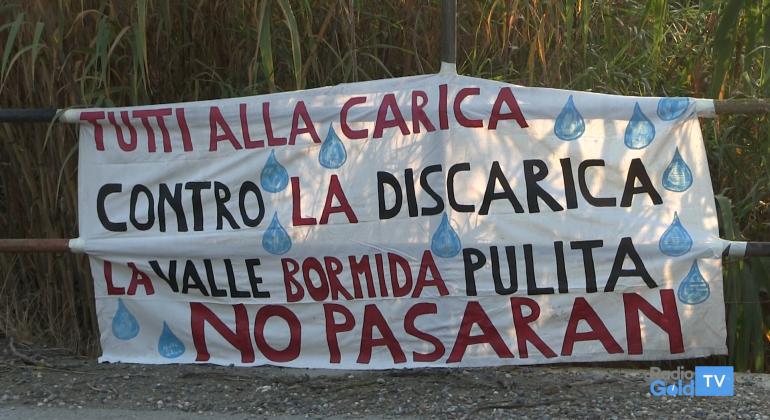 Discarica di Sezzadio: arriva un altro sì. Delusi il Comune e il Comitato