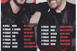 Raf e Umberto Tozzi tornano a cantare insieme su disco e in tour