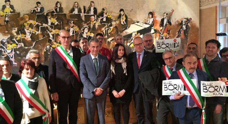 Ministro Costa ad Acqui Terme