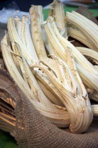 Bagna cauda ricetta tradizionale - cardo gobbo