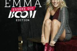 """Con l'inedito """"Mondiale"""" Emma anticipa """"Essere Qui – B∞M Edition"""""""