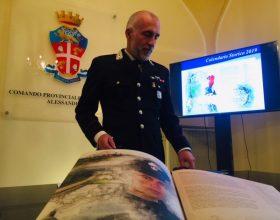 Calendario Storico carabinieri 2019 Colonnello Lorusso