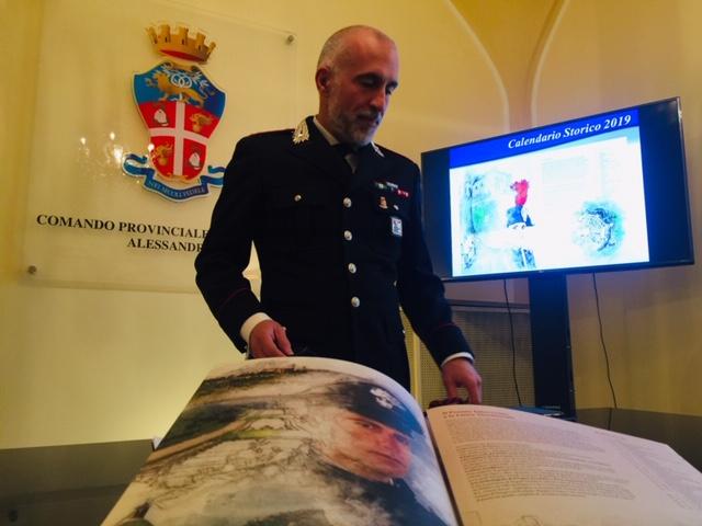 Calendario Storico Carabinieri 2019.Anche Il Monferrato Nel Calendario Storico 2019 Dei Carabinieri