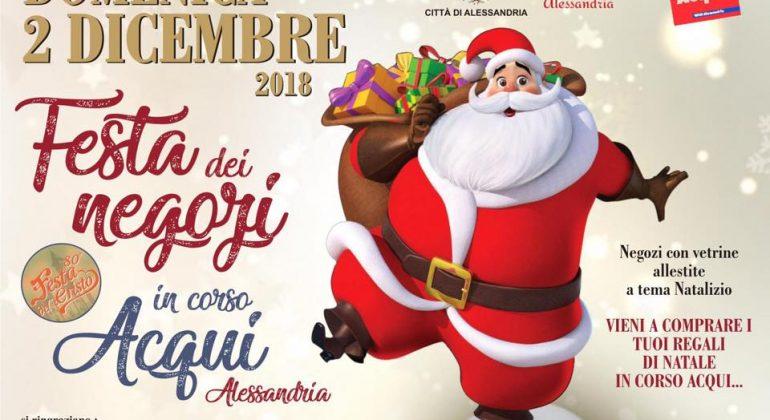 Festa del Cristo 2 dicembre 2018