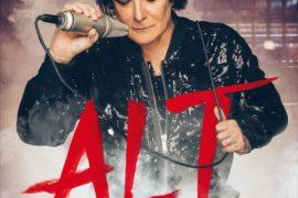 Renato Zero torna nei negozi di dischi con Alt in Tour