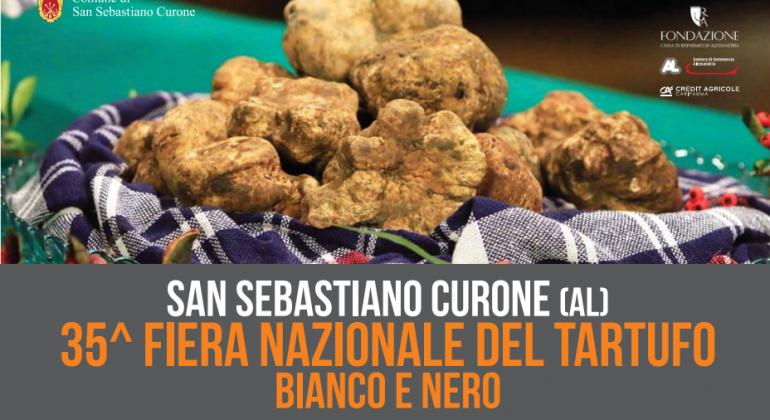 Prodotti tipici e Tartufi da gustare alla fiera di San Sebastiano