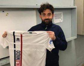 Valenzana Mado: bomber Gabriele Boscaro torna rossoblu