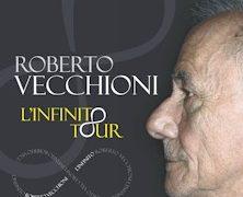 """E' uscito """"L'infinito"""", il nuovo album di Roberto Vecchioni"""