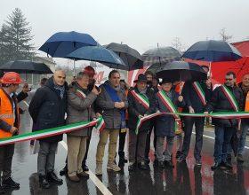 Terzo Valico: aperto al traffico il nuovo Ponte della Maddalena a Gavi