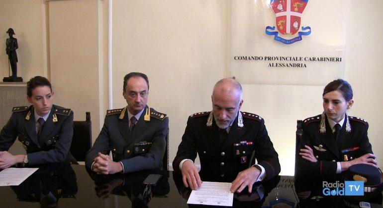 Carabinieri Guardia di Finanza operazione Monopoli