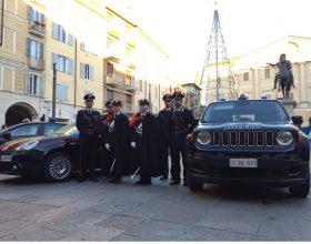 Carabinieri in uniforme storica per il sabato dell'Immacolata a Casale