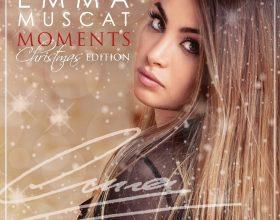 """Emma Muscat pubblica """"Moments Christmas Edition"""", il suo album in edizione natalizia"""