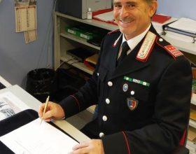 Dopo 43 anni di servizio il comandante Domenico Cortellino andrà in congedo