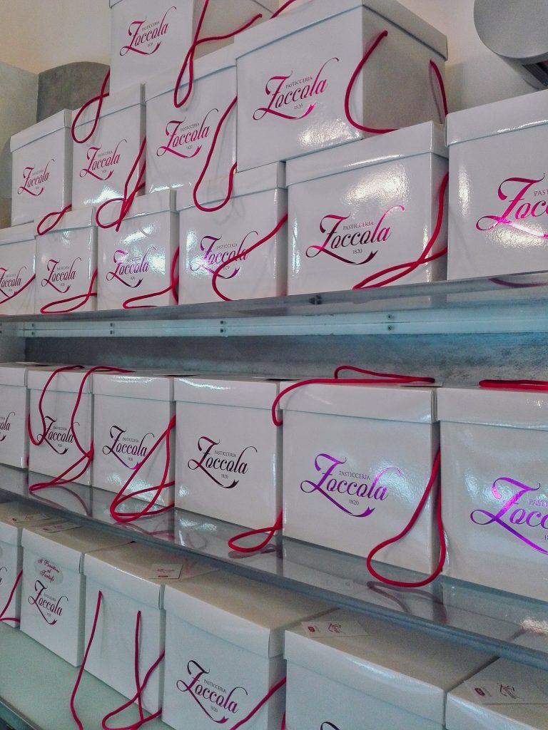 5 pasticcerie di Alessandria dove comprare dolci regali di Natale- zoccola