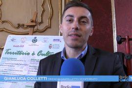 Gianluca Colletti Natale a Castelletto Monferrato