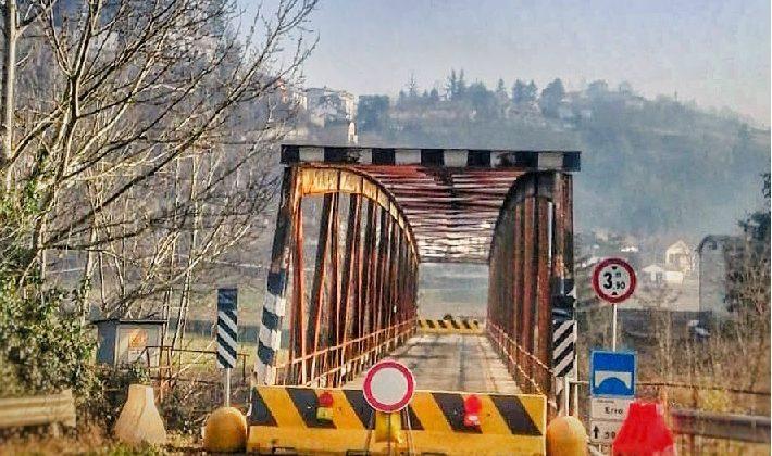 Ponte Melazzo su Erro