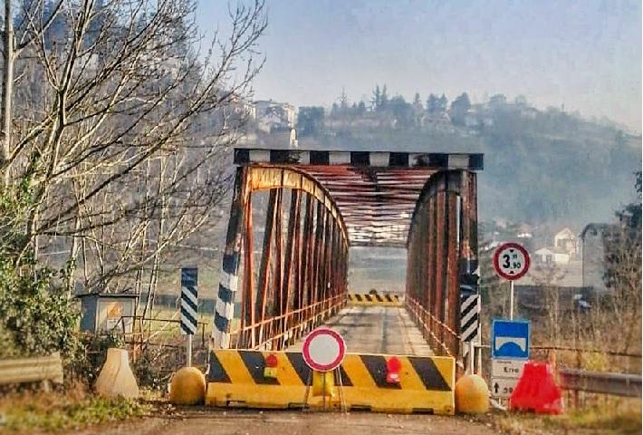 Chiusura Per Ponte.Dopo La Chiusura Del Ponte Di Melazzo Si Lavora Per