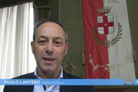 Paolo Lantero sindaco di Ovada