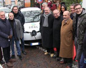 Tre colonnine di ricarica per auto elettriche ad Alessandria