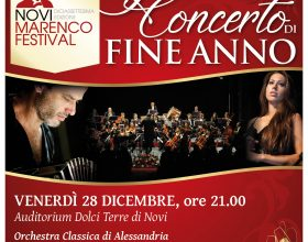Concerto fine anno 2018 Novi Ligure