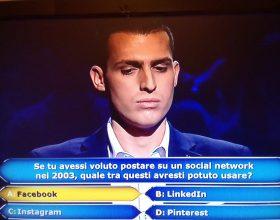 """Un alessandrino al """"Milionario"""": vince 30 mila euro """"per la nonna"""""""