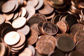 Centesimi di euro by jonathan-brinkhorst on unsplash