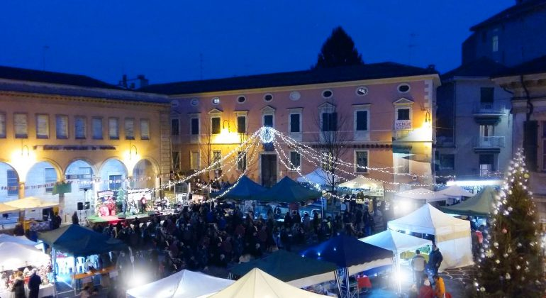 A San Salvatore il Natale è in anticipo per il gemellaggio con Agerola