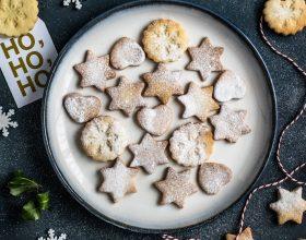 La ricetta dei biscotti di Natale