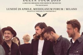 """Mumford & Sons tornano con il nuovo disco """"Delta"""" e un tour mondiale"""