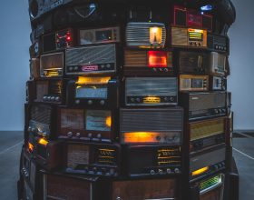 Radio photo by ryan-stefan on unsplash