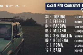 Ex-Otago: dopo il Festival di Sanremo un nuovo album e un tour