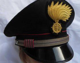 Carabinieri Cappello-_Maresciallo