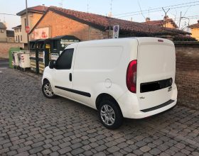 Carabinieri Doblò furto Sale