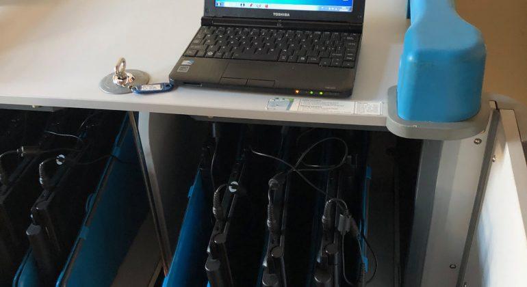 Unità mobile computer Città di Valenza