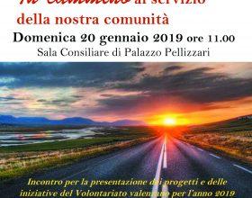 Festa volontariato Valenza 2019