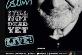 Phil Collins: unica data italiana  per il Still Not Dead Yet Live tour