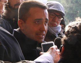 Luigi Di Maio a Novi