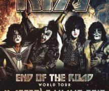 I Kiss annunciano l'unica data italiana del loro tour d'addio